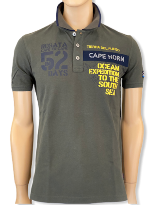 CAPE HORN POLO BREAS